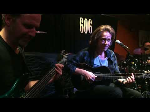 Dominic Miller at the 606 Club 2018