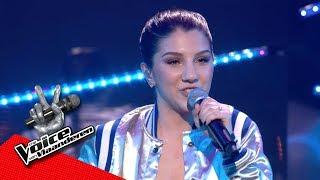 Sima doet het opnieuw met 'Shape Of You' | Liveshows | The Voice van Vlaanderen | VTM