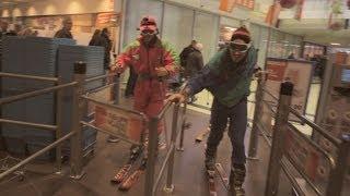 #57: Supermarkt Skiën [OPDRACHT]