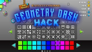 Geometry Dash 2.11 Hack | No clip | for Android