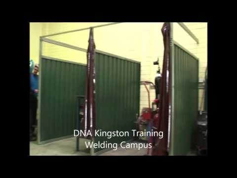 DNA Kingston Training - Our Welding Campus