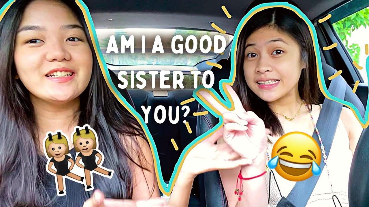 Download Asking Questions Ive Never Asked My Sister Seah (am i good sister to her?) | Nina Stephanie