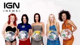 The Spice Girls Are Reportedly Making an Animated Superhero Movie - IGN News thumbnail