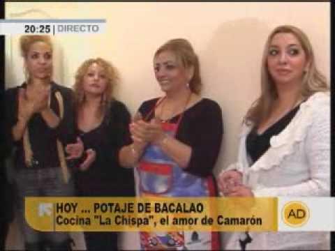 La chispa viuda de camar n cocina potaje de bacalao by for Canal cocina en directo