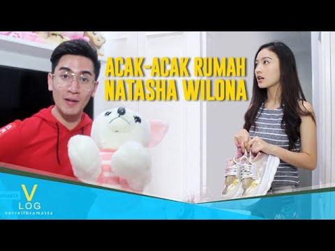 Lagu Video Acak Acak Rumah Natasha Wilona!!!! Terbaru