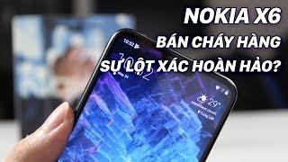 Tại sao Nokia X6 lại  bán chạy đến vậy?