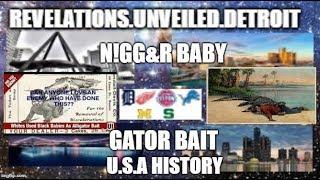 N!GG&R Baby GATOR BAIT...U.S.A. History