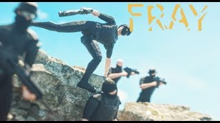 Fray On Roblox | Fray Multiplayer Gameplay