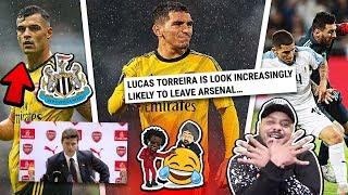 Is Lucas Torreira's Time Up At Arsenal?! | Wat U Sayin ft Lumos, Bhav & Claude