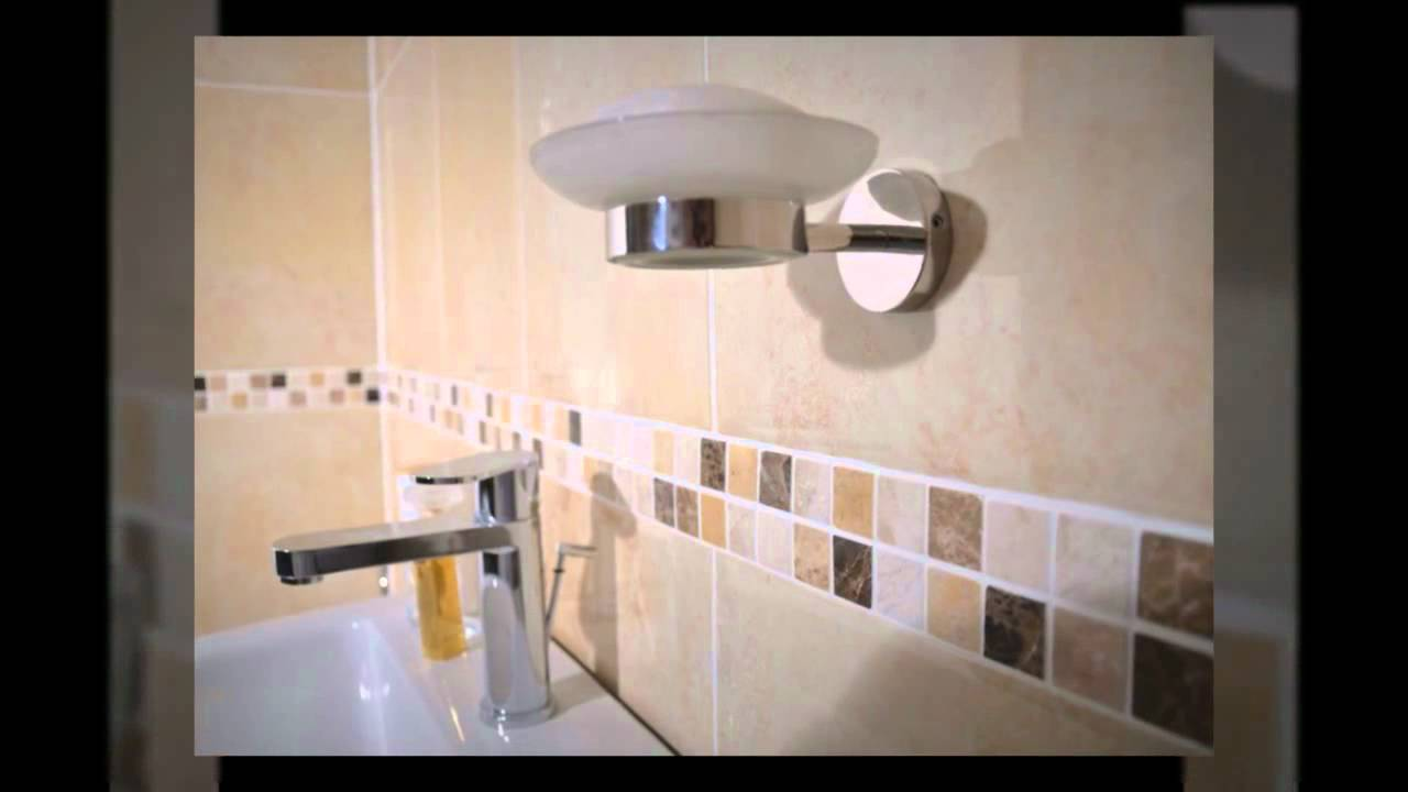 Beige Bathroom Wall Tiles And Beige Bathroom Floor Tiles