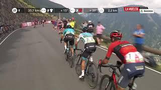 Superman, Nibali, Cataldo - Stage 20 - La Vuelta 2018