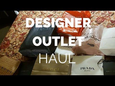 Desert Hills Premium Outlet/Cabazon DESIGNER HAUL ~ PaLm SpRiNgS xo