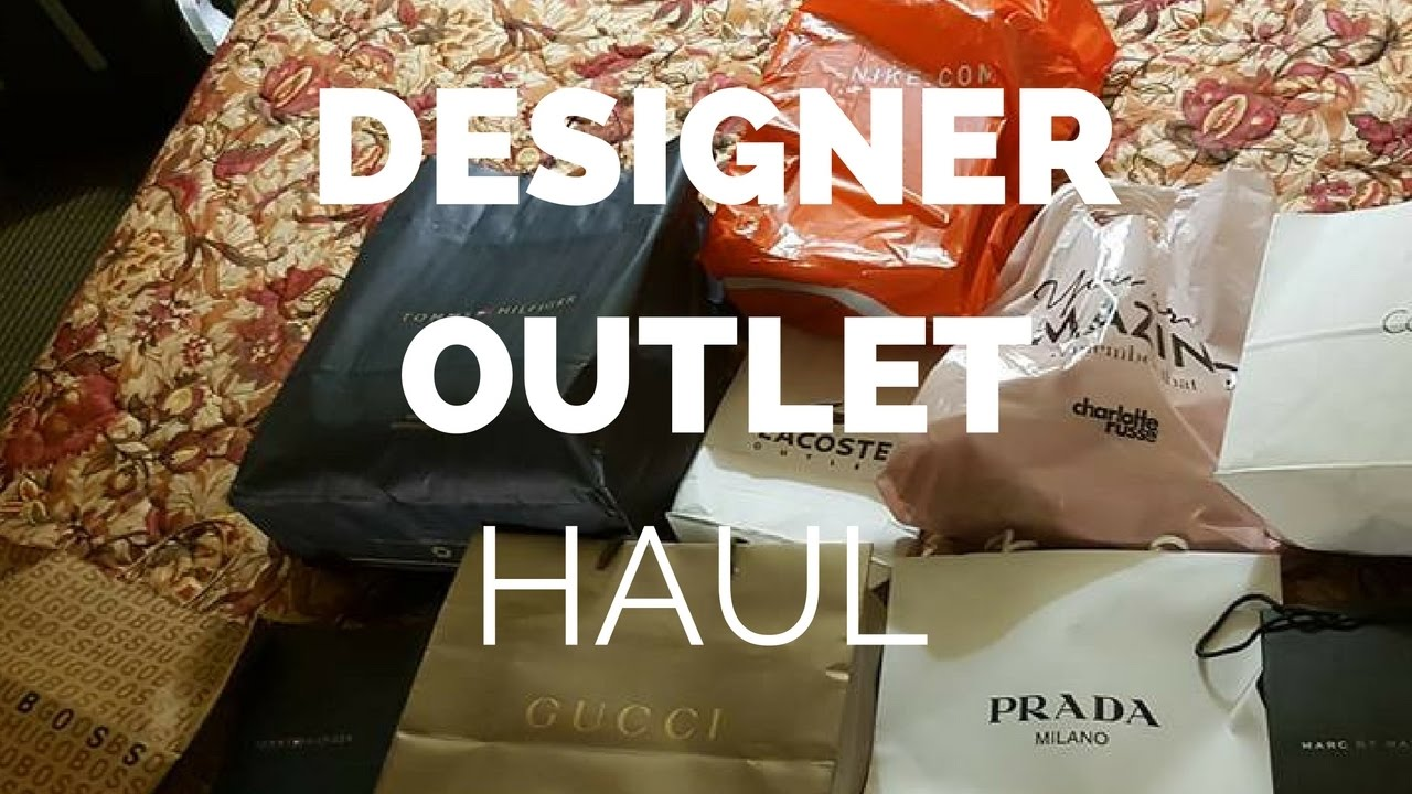 a9c78a67e Desert Hills Premium Outlet Cabazon DESIGNER HAUL ~ PaLm SpRiNgS xo ...