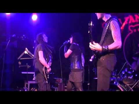 "Fragments of Faith ""Force Myself"" Live @ Club Fandango"