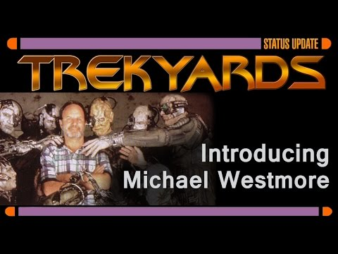 ducing Michael Westmore TNGVOYDS9ENT