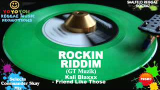 Rockin Riddim Mix [April 2012] GT Muzik