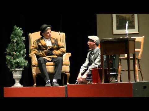 A Christmas Carol Act 1 - 12-02-2015