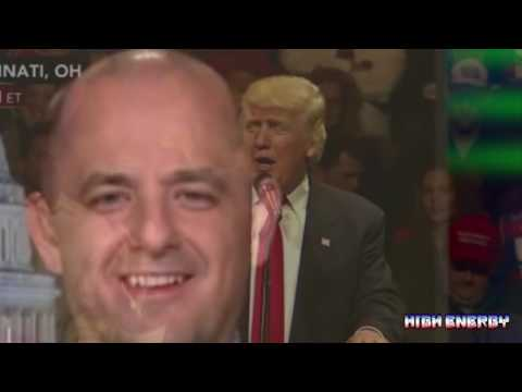 Donald Trump mocks Evan McMullin repeatedly