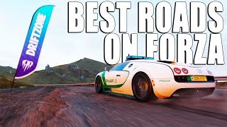 TOP 1000 ON THE BEST DRIFT ZONE IN FORZA HORIZON 4