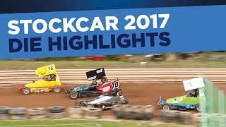 Stockcar Racing Cup 2017 - Die Highlights der Saison