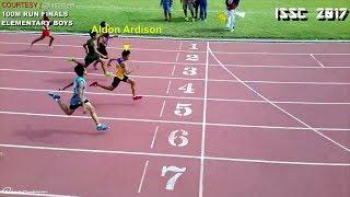 The Fastest Kid in Iloilo Province   Aldon Ardison