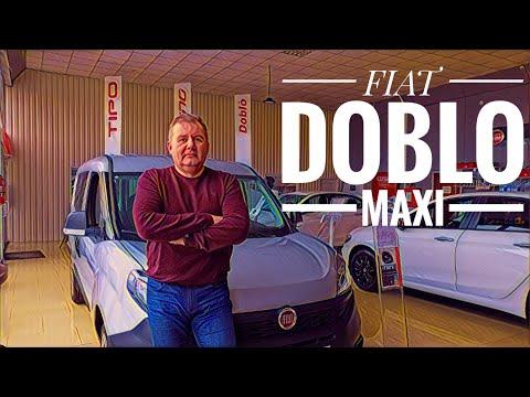 FIAT DOBLO MAXI 1.6 multijet 105 л.с. - убийца конкурентов PEOGEOT, CITROEN,  WV, RENAULT.