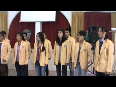 Via Dolorosa - PSM Immanuel Choir UKRIM @campus 8/5/2015