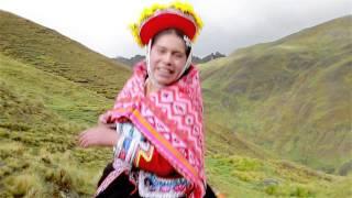 Veronica Ccompi Carnaval de Canas (Cusco) : Primicia 2015 :VILHUA PRODUCCIONES: Video FULL HD