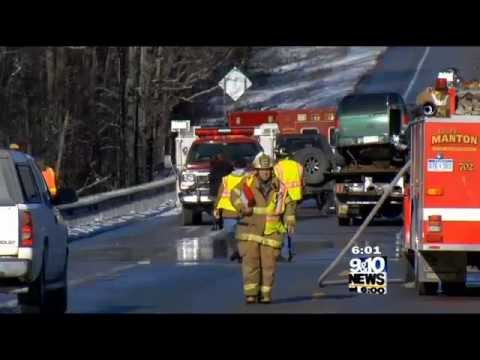 UPDATE Two Charlevoix Women Die In Accident On US 131 North of   Northern Michigans News Leader