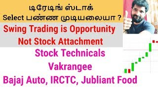 Swing Trading Stock Analysis | Stock Technical | Tamil Share | Intraday Tamil Tips