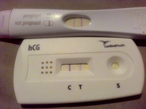 Early Pregnancy Symptoms BEFORE Positive Test