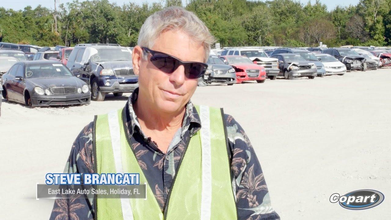 Copart Member Review: Steve Brancati, East Lake Auto Sales ...
