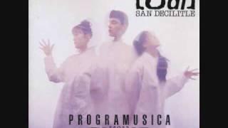 3デシリットルの2ndアルバム「PROGRAMUSICA」(1989)より「ステゴザウ...