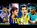 TOP 10 Greatest Returners Players in Tennis History ✪ Insane Show | HD