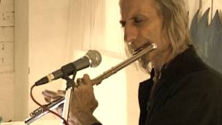 Avi Adir ~ Solo Concert Moscow 2014 ~ Flute Meditation Opening Part Thumbnail
