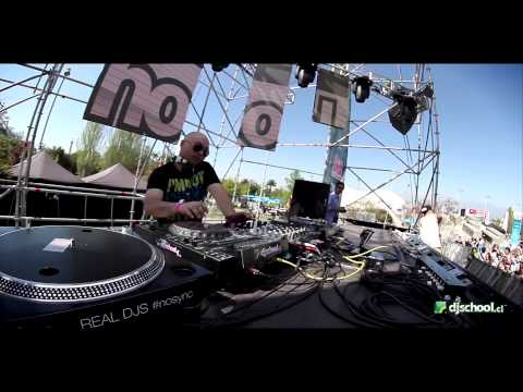 Dj School Contest @ Ultra Chile 2014 | Official Aftermovie