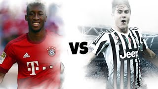 PAULO DYBALA VS KINGSLEY COMAN HD 2016 [PROMISES OF WORLD FOOTBALL]