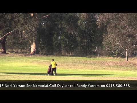 Noel Yarram Snr Memorial Golf Day