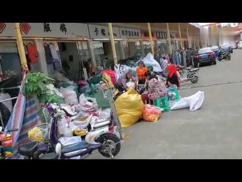 1 20元服装批发_广州低价服装批发市场,2元一件,3元一件太多了 - YouTube
