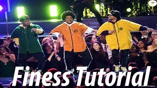 Bruno Mars Finess Choreography tutorial @ Grammy's 2018 | Hip-Hop Dance Tutorial