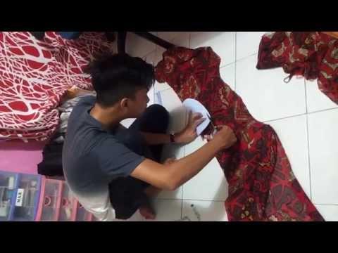 10Minit Sahaja Belajar buat baju/ costume - Alpine Management Sdn Bhd -
