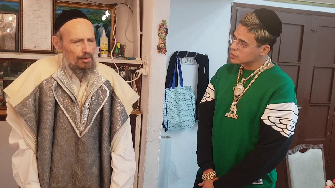 הרגש של הגרף פוטוצקי בקדושת השבת - קטע נוסף מפגישת הרב דב קוק עם סטטיק