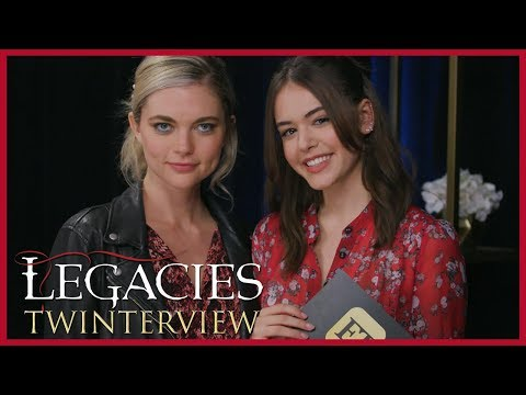 Legacies: Kaylee Bryant and Jenny Boyd Talk Romance the Merge and MORE Exclusive