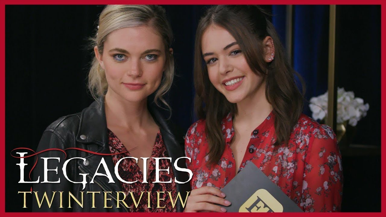 Legacies: Kaylee Bryant and Jenny Boyd Talk Romance, the Merge and MORE! (Exclusive)
