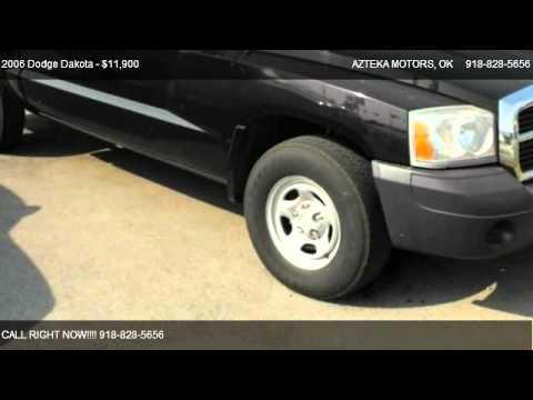 2006 Dodge Dakota St For Sale In Tulsa Ok 74112 Youtube