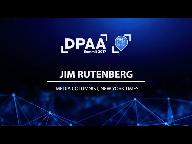 Jim Rutenberg, New York Times, on Media Today!