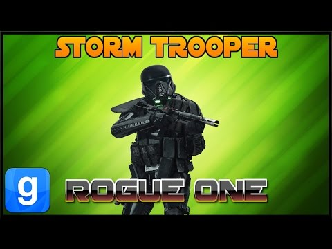 Rogue One Deathtroopers! (Garrys Mod | Star Wars RP)