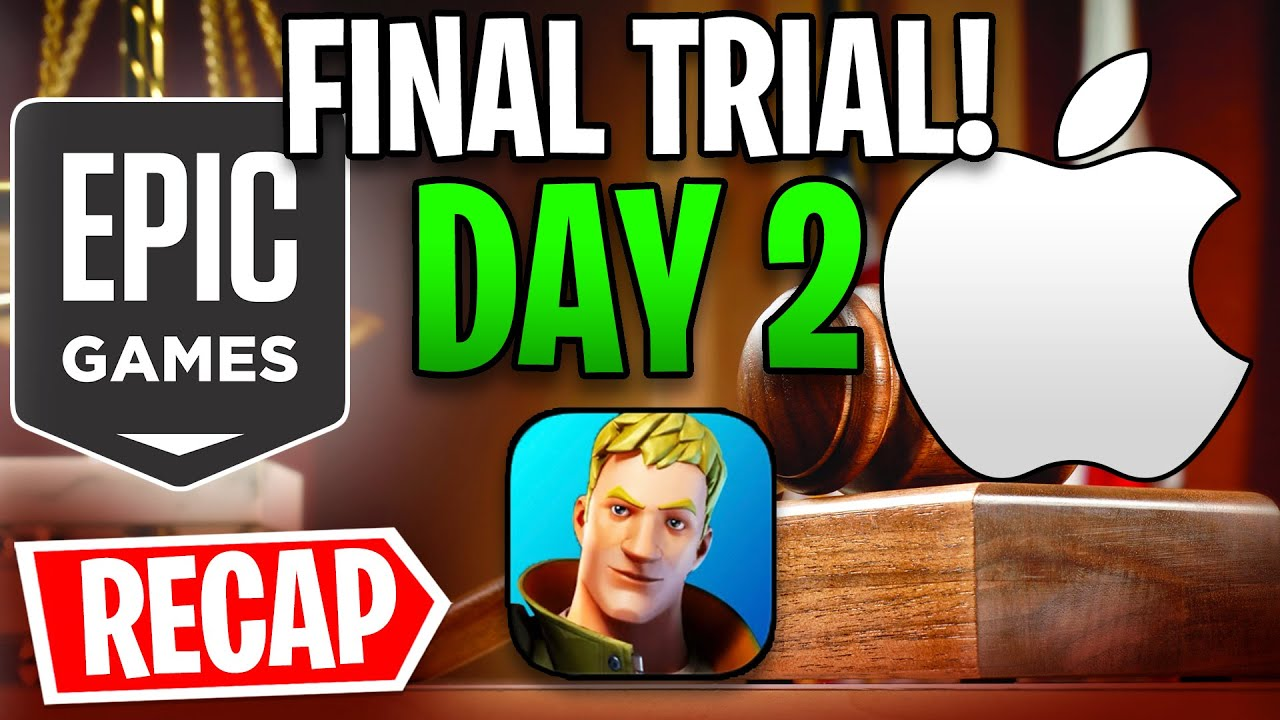 Fortnite vs. Apple Trial Day 2 Recap! - Is Mobile Coming Back?