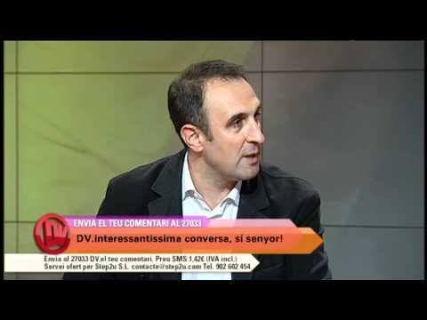 "TV3 - Divendres - John Carlin i ""Rafa Nadal, la meva historia"""