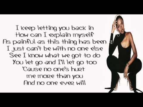 Lauryn Hill-Ex Factor(Lyrics)